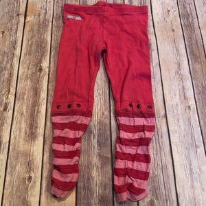 Naartjie Coral Capri leggings